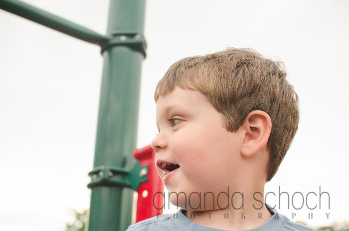 kids on bikes in a park summer-10