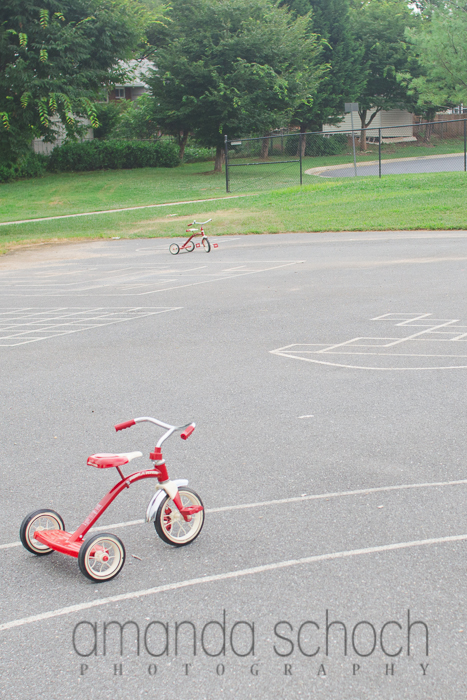 kids on bikes in a park summer-5